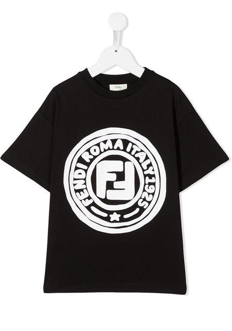FENDI | T-shirt | JUI0137AJF0QA1