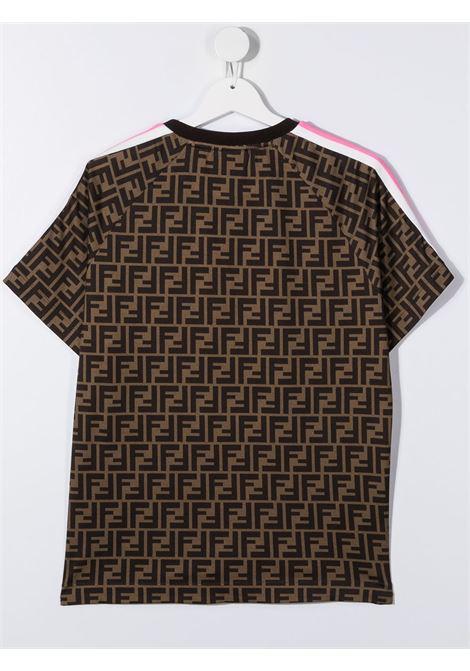 FENDI | T shirt | JUI015ACZSF1C5ET