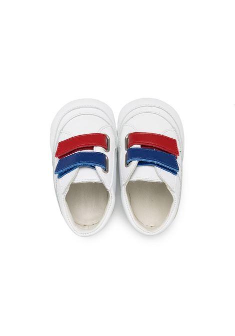 con strappo bicolore HOGAN | Sneakers | HXB0520BI00G9Q75TG