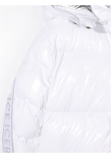 giubbino con scritta logo polsi iceberg ICEBERG | Giubbino | GBICE0356J100