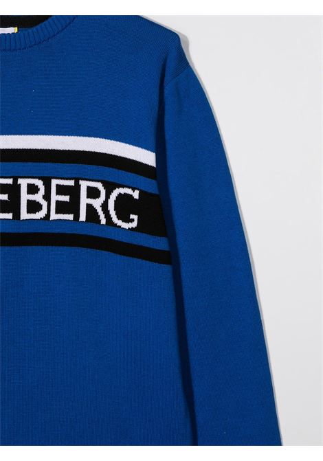 pullover con scritta logo ICEBERG   Maglia   MGICE0310J830T