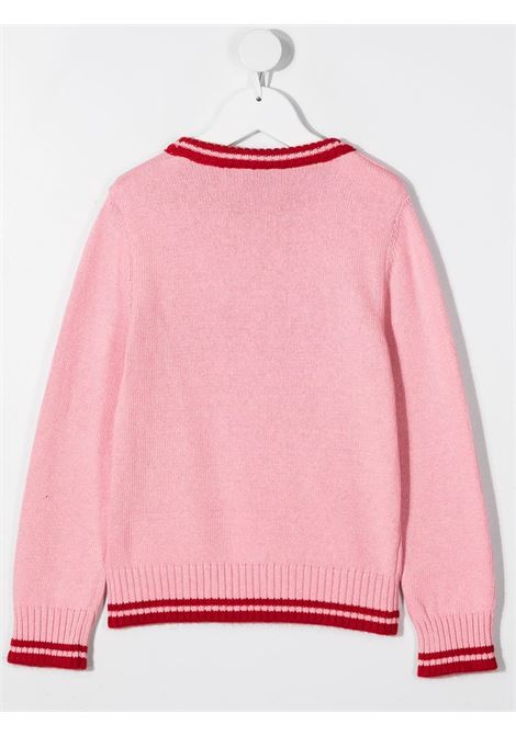 pullover con scritta logo ICEBERG | Maglia | MGICE0352J200
