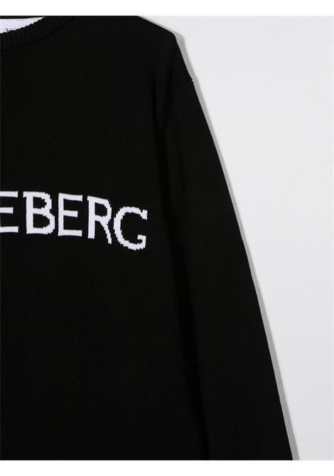 pullover con scritta logo ICEBERG   Maglia   MGICE300J1000T