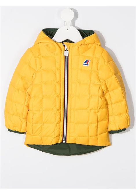 kway thermo plus 2 double corto K WAY KIDS | Giubbino | K111BEWKA1E