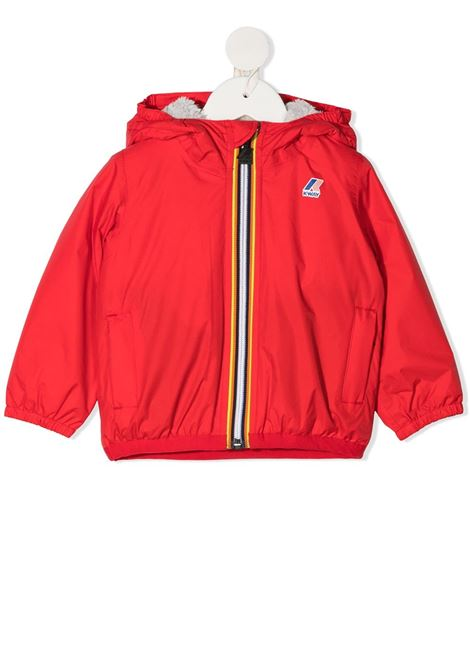 kway claudine orsetto K WAY KIDS | Giubbino | KW006CQ0BK08