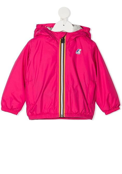kway claudine orsetto K WAY KIDS | Giubbino | KW006CQ0BZ11