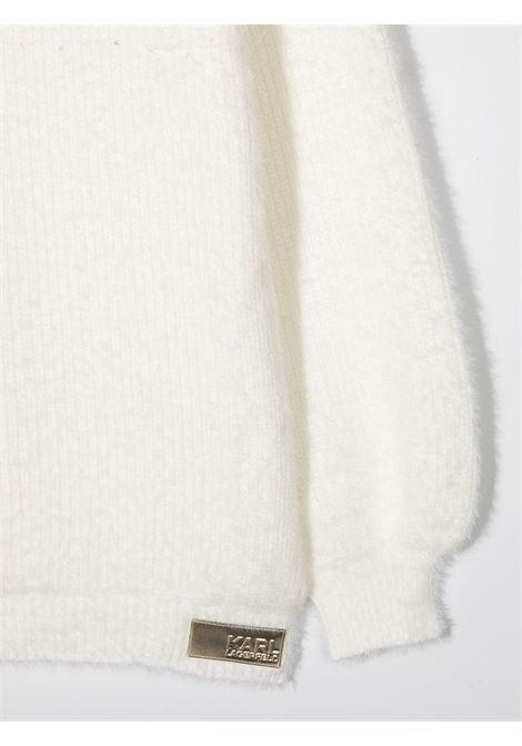 pullover karl lagerfeld kids KARL LAGERFELD KIDS | Pull | Z15270117T