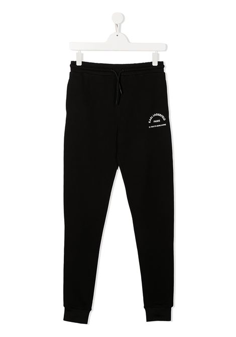 KARL LAGERFELD KIDS | Trousers | Z2410009BT