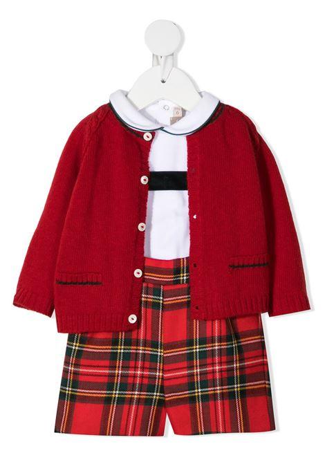 la tupenderia completo scozzese LA STUPENDERIA | Completo | R01515CV45