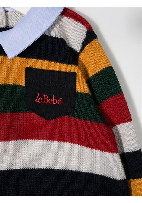 LE BEBE' | Tutina | LBB2858BL
