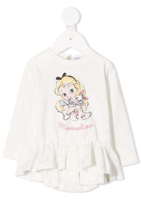 MONNALISA BEBE | T-shirt | 396625PI60000001