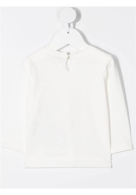little teddy manica lunga jersey MONNALISA BEBE | T shirt | 396627S860000001