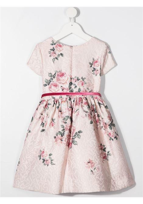 rosaspina balza tulle rose MONNALISA CHIC | Abito | 71691269300066