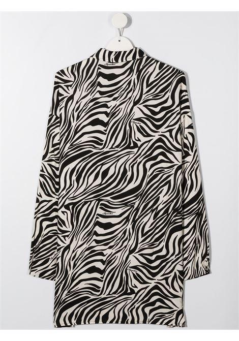 lunga twill zebrato MONNALISA jakioo | Camicia | 41630166290250T