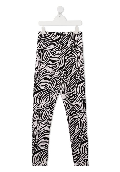 stampa zebra MONNALISA jakioo | Leggins | 41640566310250T
