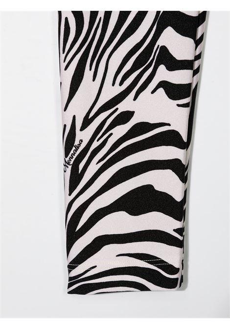 stampa zebra MONNALISA jakioo | Leggins | 41640566310250