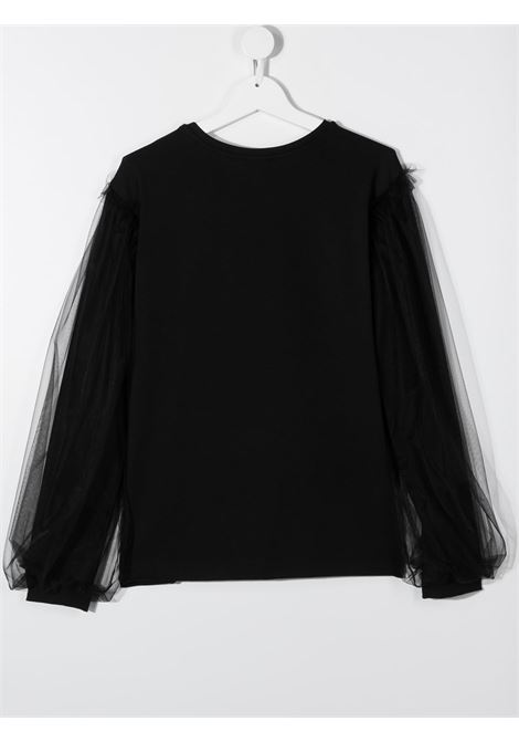 manica in tulle MONNALISA jakioo | T shirt | 416613AU62010050T