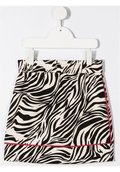 mini con elastico zebrato MONNALISA jakioo | Gonna | 41670266300250T