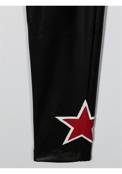 ecopelle con stella MONNALISA jakioo | Leggins | 496406RO67580050T