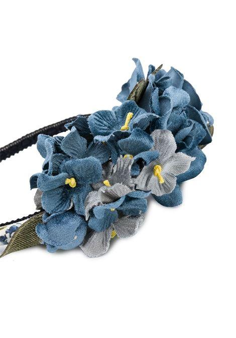 cerchietto con applicazioni fiori MONNALISA | Cerchietto | 19600766520256