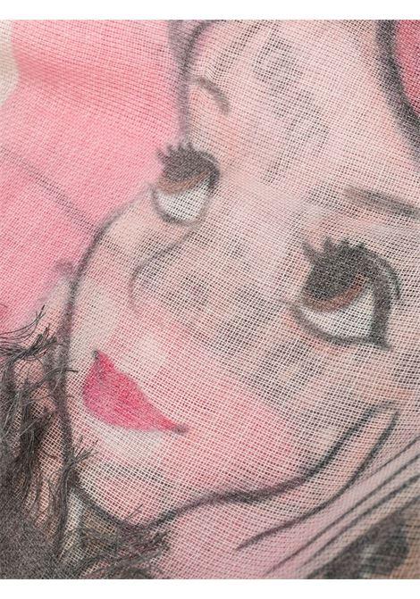 orsetti garza stampa paris MONNALISA | Foulard | 19601260790080