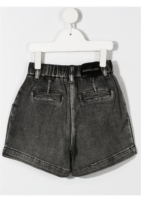 jeans denim MONNALISA | Shorts | 196413RG60440050