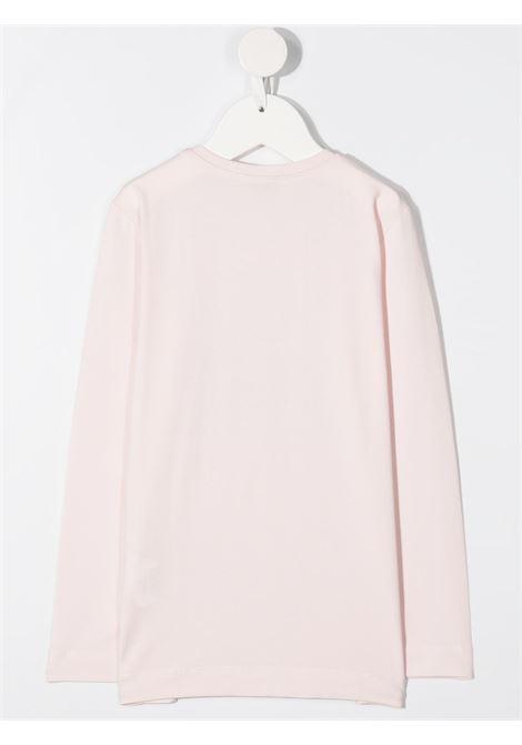 orsetto strass MONNALISA | T shirt | 196610ST6000092C