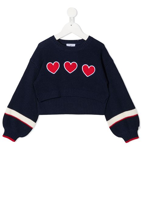 fashion cuori MONNALISA | Pull | 196622RL60375643