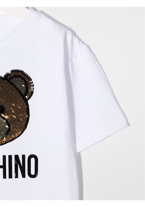 MOSCHINO KIDS | T-shirt | H5M029LBA1210101