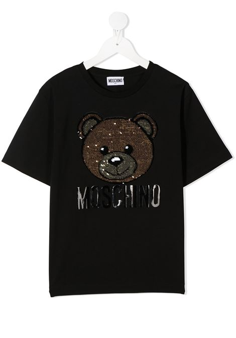 MOSCHINO KIDS | T-shirt | H5M029LBA1260100