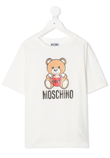 MOSCHINO KIDS | T-shirt | H6M029LBA1110063