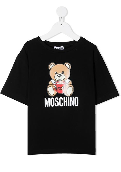 MOSCHINO KIDS | T-shirt | H6M029LBA1160100