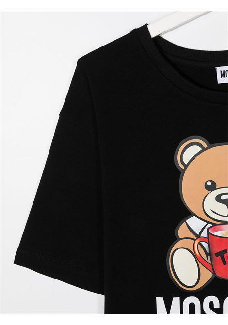 MOSCHINO KIDS | T shirt | H6M029LBA1160100T