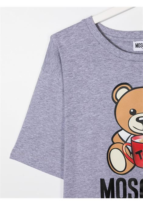 MOSCHINO KIDS | T shirt | H6M029LBA1160901T