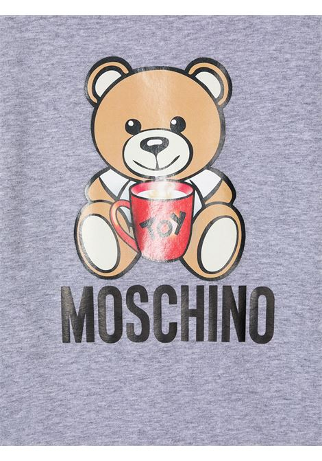 MOSCHINO KIDS | T-shirt | H6M029LBA1160901
