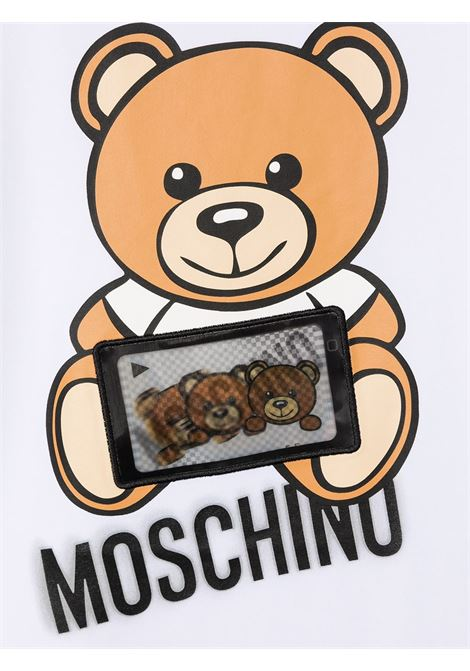 MOSCHINO KIDS | T-shirt | H7M029LBA1210101