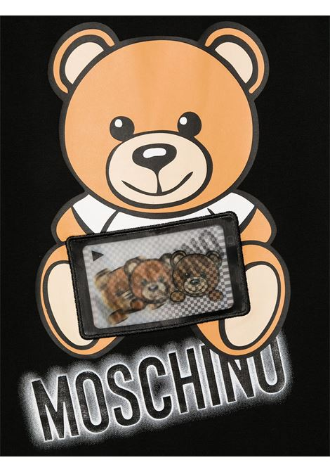 MOSCHINO KIDS | T-shirt | H7M029LBA1260100