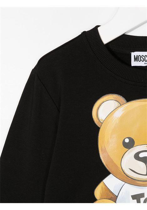 MOSCHINO KIDS   Sweatshirt   HDF02MLDA1660100
