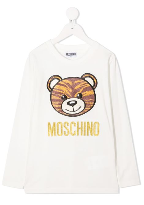 MOSCHINO KIDS | T-shirt | HDO000LBA1210063