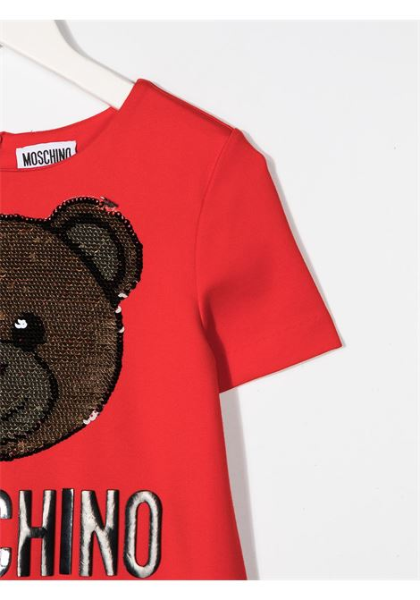 MOSCHINO KIDS | Dress | HDV09HLJA0250109