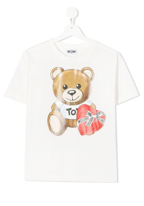 MOSCHINO KIDS | T-shirt | HEM02TLBA1110063