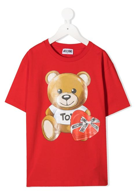 MOSCHINO KIDS | T-shirt | HEM02TLBA1150109