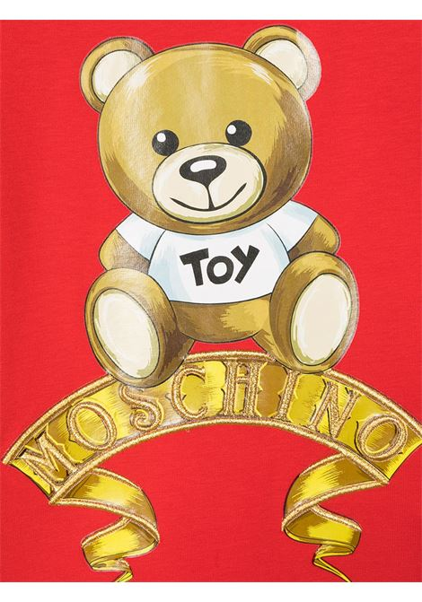 MOSCHINO KIDS | T-shirt | HIM02OLBA1150109