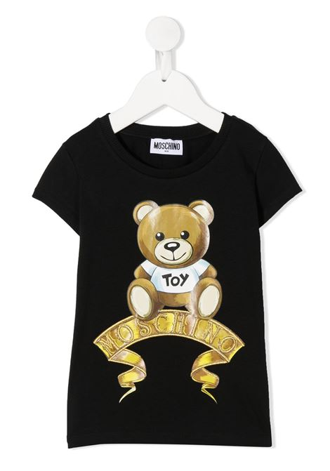 MOSCHINO KIDS | T-shirt | HIM02OLBA1160100