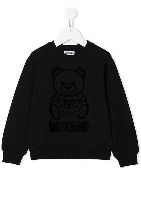 MOSCHINO KIDS   Sweatshirt   HMF043LDA1760100