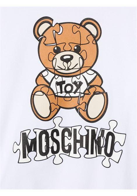 MOSCHINO KIDS | Sweatshirt | HQF039LDA1410101