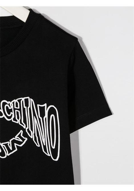 MOSCHINO KIDS | T-shirt | HQM02QLAA1060100