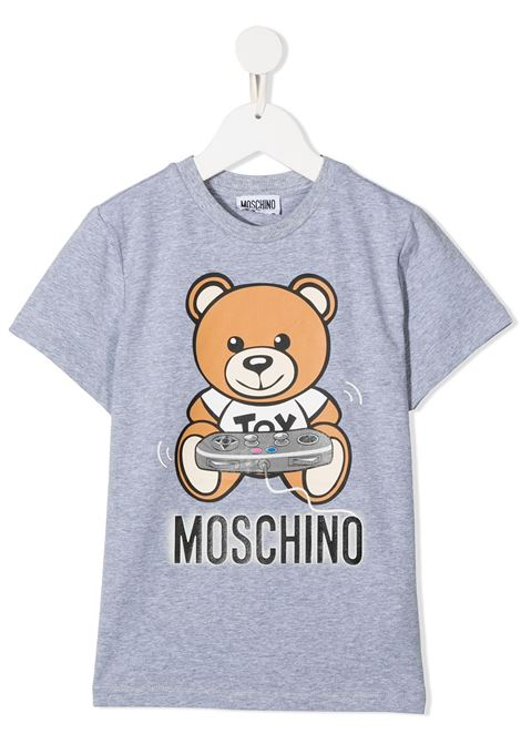 MOSCHINO KIDS | T-shirt | HQM02SLBA1260901