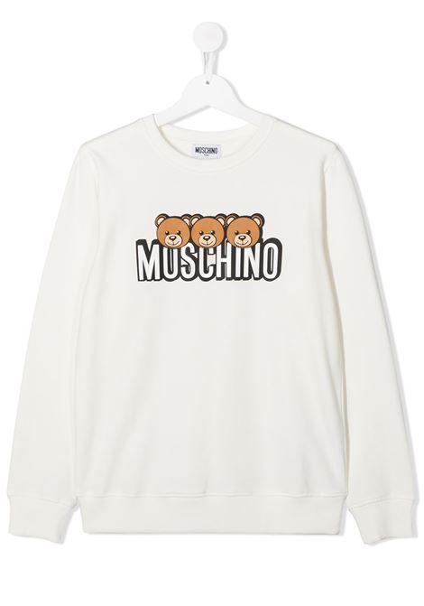 MOSCHINO KIDS   Sweatshirt   HSF039LDA2610063T