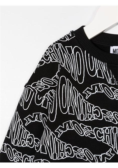 MOSCHINO KIDS | Sweatshirt | HUF03ULCB1483404
